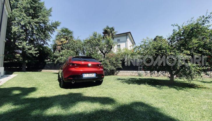 Test Drive Mazda3 2.0 da 180 cv Mild Hybrid - Foto 15 di 21