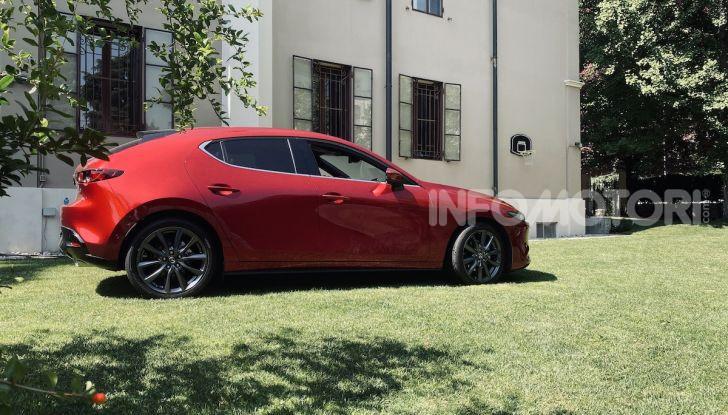 Test Drive Mazda3 2.0 da 180 cv Mild Hybrid - Foto 16 di 21