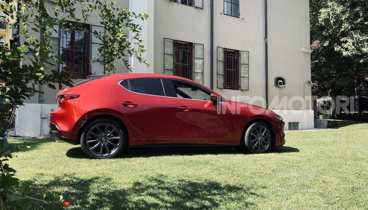 Test Drive Mazda3 2.0 da 180 cv Mild Hybrid - Foto 12 di 21