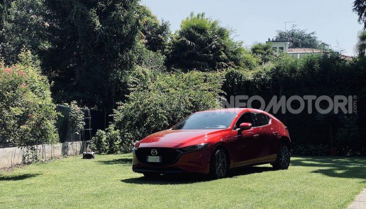 Test Drive Mazda3 2.0 da 180 cv Mild Hybrid - Foto 7 di 21