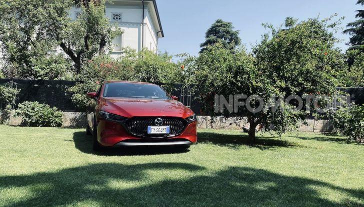 Test Drive Mazda3 2.0 da 180 cv Mild Hybrid - Foto 19 di 21