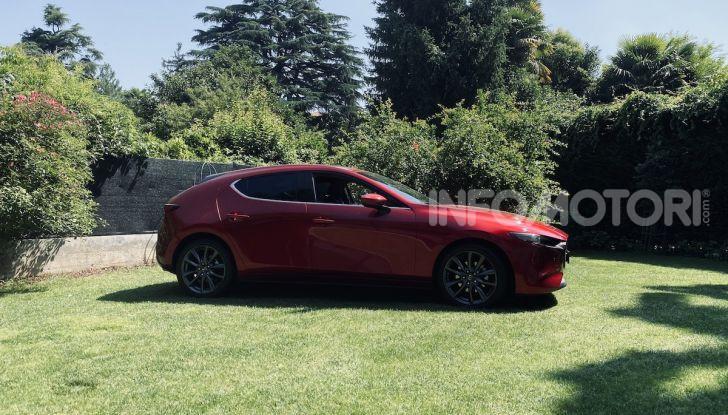 Test Drive Mazda3 2.0 da 180 cv Mild Hybrid - Foto 21 di 21