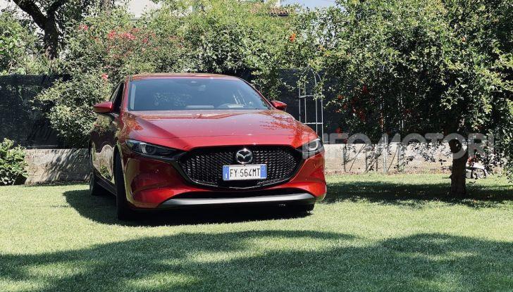 Test Drive Mazda3 2.0 da 180 cv Mild Hybrid - Foto 1 di 21