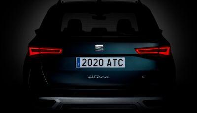 Nuova Seat Ateca 2020 Restyling: nuovo frontale e strumentazione digitale