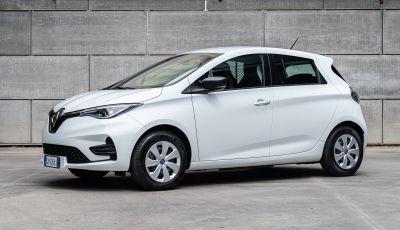 Renault Zoe Van 2020: 395 km di autonomia elettrica per i professionisti della logistica