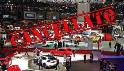 Salone di Ginevra 2021 cancellato ufficialmente!