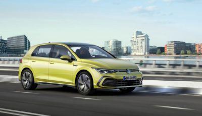Volkswagen Golf 8 R-Line 2020: motore da 150 CV e prezzi da 29.500€