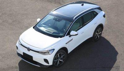 Volkswagen: iniziata la produzione del SUV elettrico ID.4