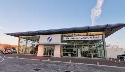 Volkswagen Zentrum Bari è Top Dealers Italia che si aggiunge al Volkswagen Award 2020