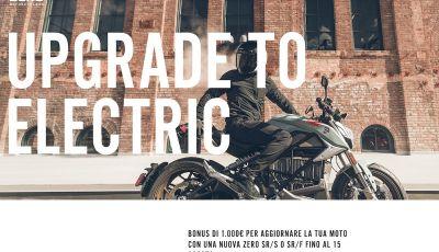Cash for Carbon: il programma di risparmio pensato da Zero Motorcycles