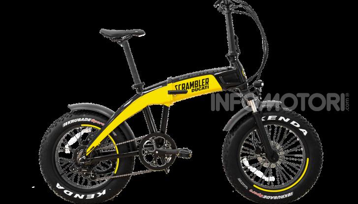 Ecco le e-bike pieghevoli di Ducati e MT Distribution - Foto 1 di 6