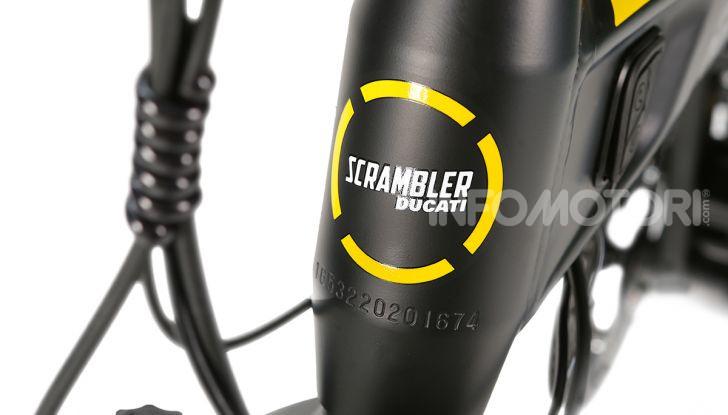 Ecco le e-bike pieghevoli di Ducati e MT Distribution - Foto 4 di 6