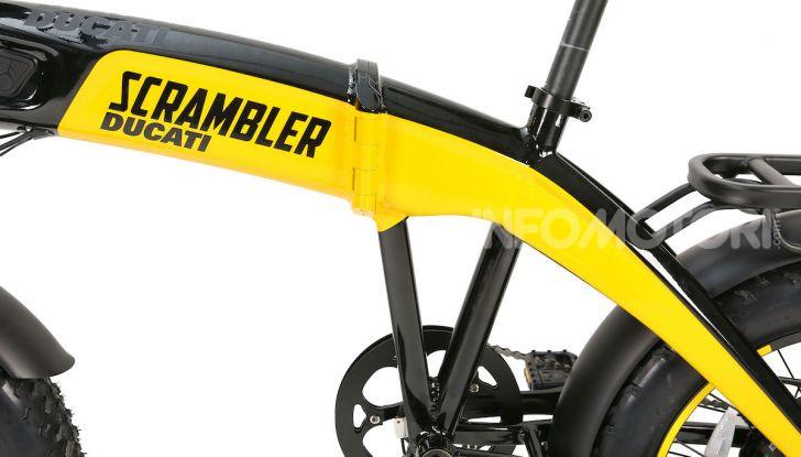 Ecco le e-bike pieghevoli di Ducati e MT Distribution - Foto 6 di 6