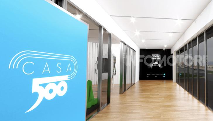 Virtual Casa 500: il primo museo digitale dedicato a Fiat 500 - Foto 1 di 8