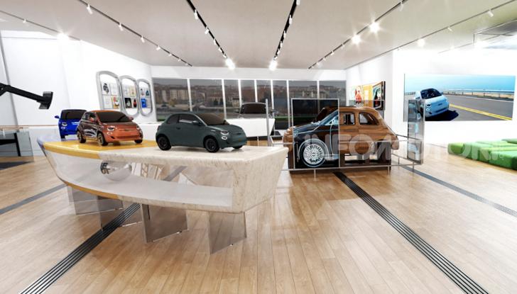Virtual Casa 500: il primo museo digitale dedicato a Fiat 500 - Foto 2 di 8