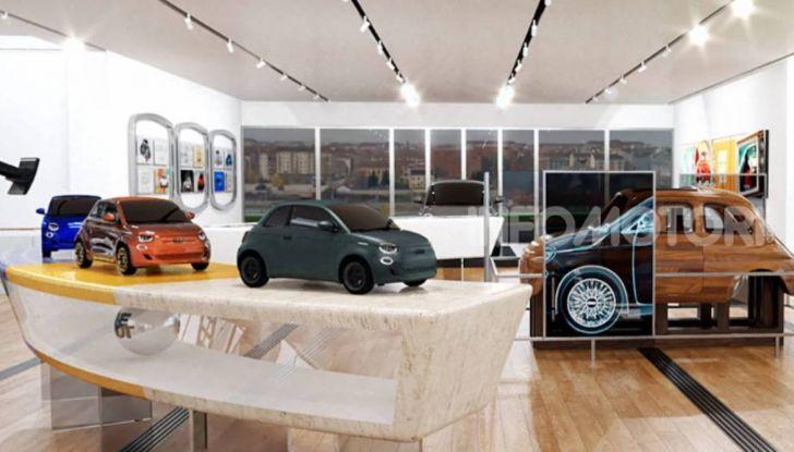 Virtual Casa 500: il primo museo digitale dedicato a Fiat 500 - Foto 3 di 8