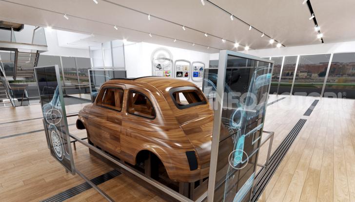 Virtual Casa 500: il primo museo digitale dedicato a Fiat 500 - Foto 7 di 8