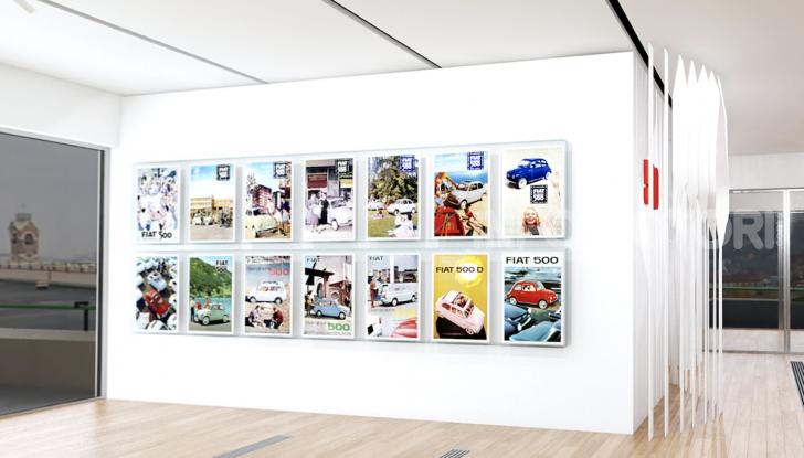 Virtual Casa 500: il primo museo digitale dedicato a Fiat 500 - Foto 8 di 8