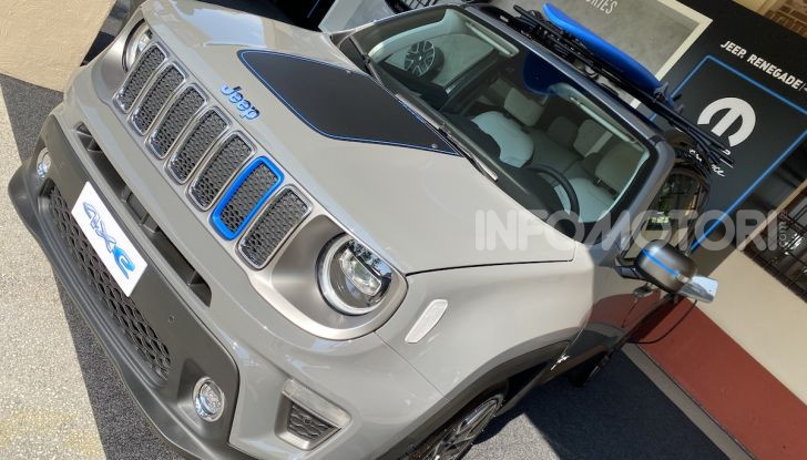 [VIDEO] Jeep: Renegade e Compass 4xe ridefiniscono gli standard delle auto ibride plug-in - Foto 34 di 34