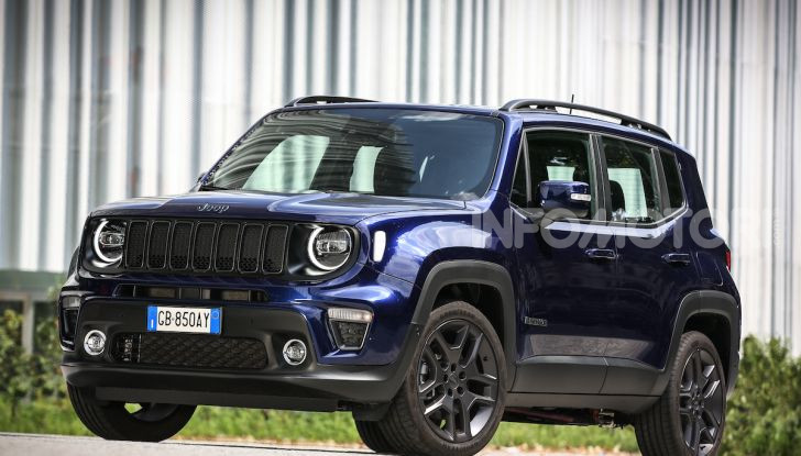 [VIDEO] Jeep: Renegade e Compass 4xe ridefiniscono gli standard delle auto ibride plug-in - Foto 8 di 34