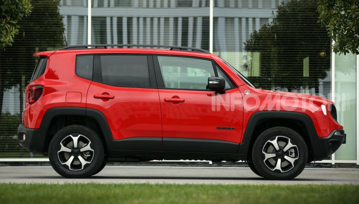 [VIDEO] Jeep: Renegade e Compass 4xe ridefiniscono gli standard delle auto ibride plug-in - Foto 6 di 34