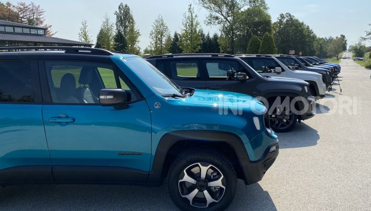 [VIDEO] Jeep: Renegade e Compass 4xe ridefiniscono gli standard delle auto ibride plug-in - Foto 32 di 34