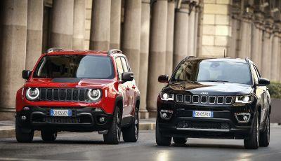 [VIDEO] Jeep: Renegade e Compass 4xe ridefiniscono gli standard delle auto ibride plug-in