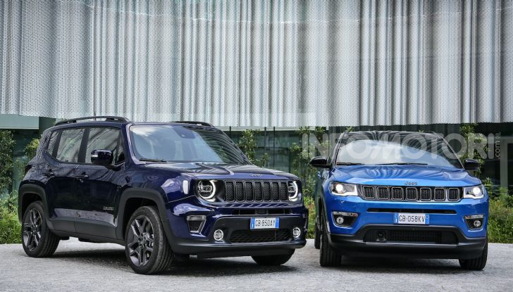[VIDEO] Jeep: Renegade e Compass 4xe ridefiniscono gli standard delle auto ibride plug-in - Foto 2 di 34