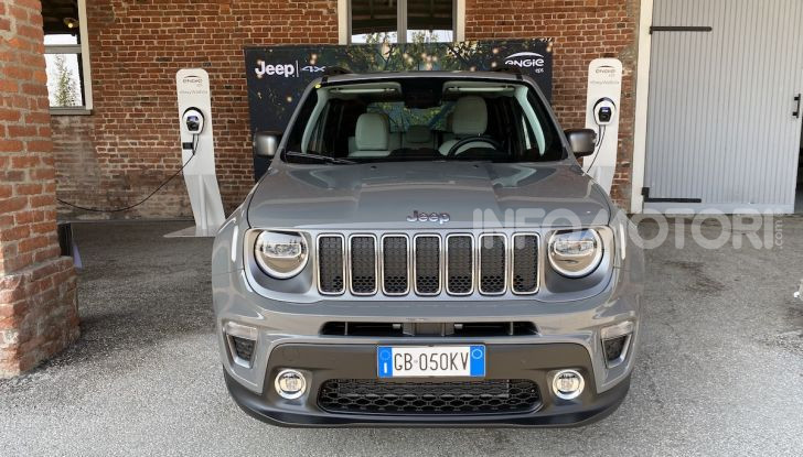 [VIDEO] Jeep: Renegade e Compass 4xe ridefiniscono gli standard delle auto ibride plug-in - Foto 30 di 34