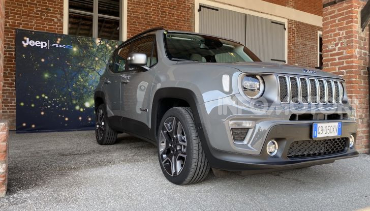 [VIDEO] Jeep: Renegade e Compass 4xe ridefiniscono gli standard delle auto ibride plug-in - Foto 29 di 34