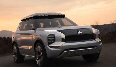Mitsubishi Outlander PHEV 2021: le novità in vista