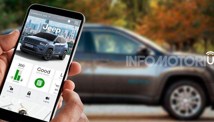 Mopar firma la tecnologia per Jeep Renegade 4xe e Jeep Compass 4xe - Foto 2 di 4