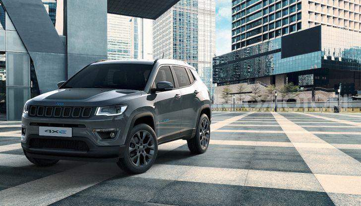 Mopar firma la tecnologia per Jeep Renegade 4xe e Jeep Compass 4xe - Foto 3 di 4