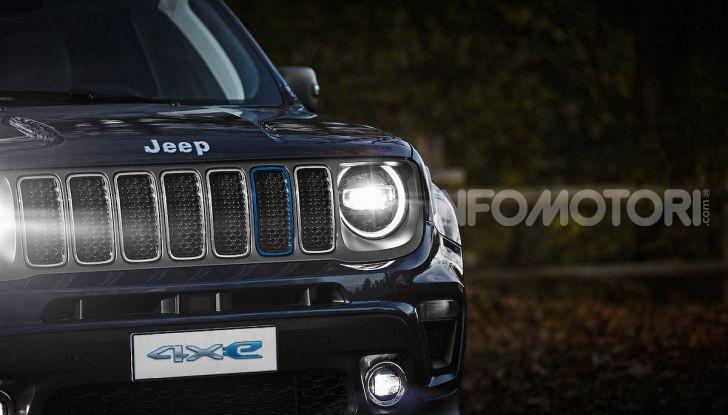 Mopar firma la tecnologia per Jeep Renegade 4xe e Jeep Compass 4xe - Foto 4 di 4
