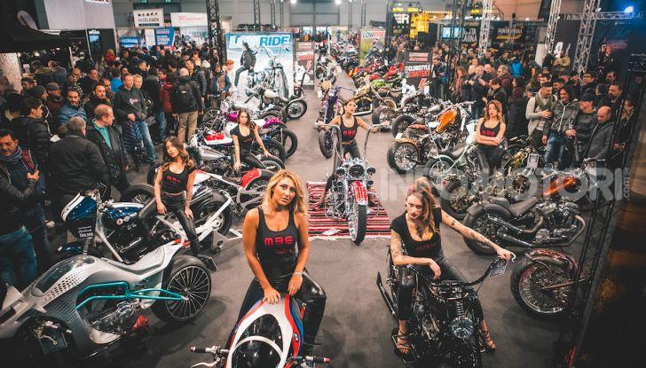 Motor Bike Expo si farà: appuntamento dal 21 al 24 gennaio 2021 - Foto 10 di 18