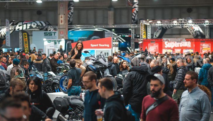 Motor Bike Expo si farà: appuntamento dal 21 al 24 gennaio 2021 - Foto 14 di 18