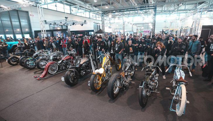 Motor Bike Expo si farà: appuntamento dal 21 al 24 gennaio 2021 - Foto 8 di 18