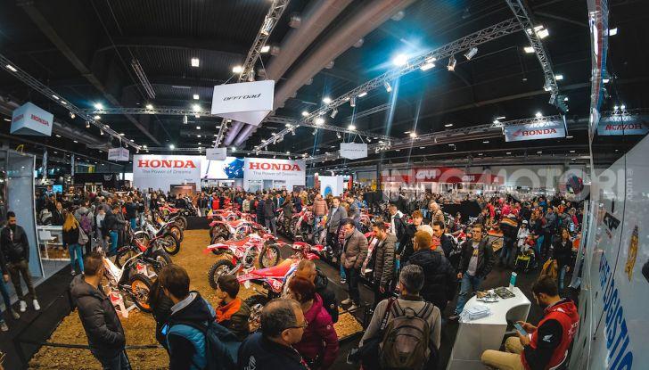 Motor Bike Expo si farà: appuntamento dal 21 al 24 gennaio 2021 - Foto 9 di 18