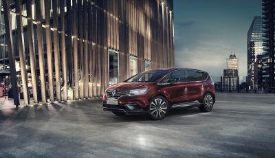 Nuova Renault Espace: look da crossover e tanta tecnologia