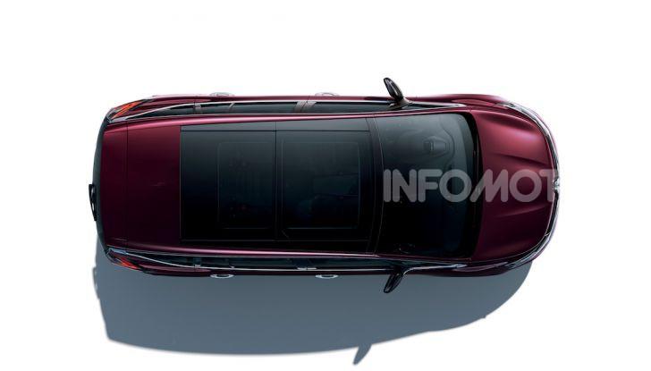 Nuova Renault Espace: look da crossover e tanta tecnologia - Foto 15 di 34