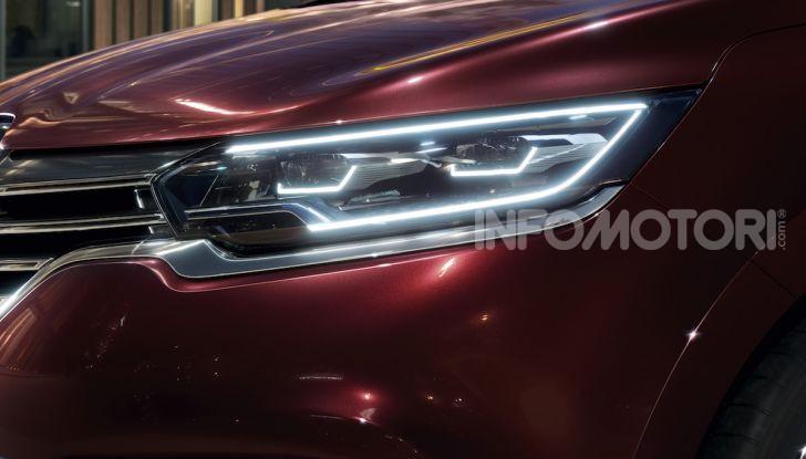 Nuova Renault Espace: look da crossover e tanta tecnologia - Foto 16 di 34