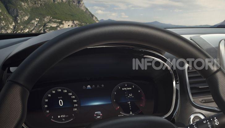 Nuova Renault Espace: look da crossover e tanta tecnologia - Foto 27 di 34