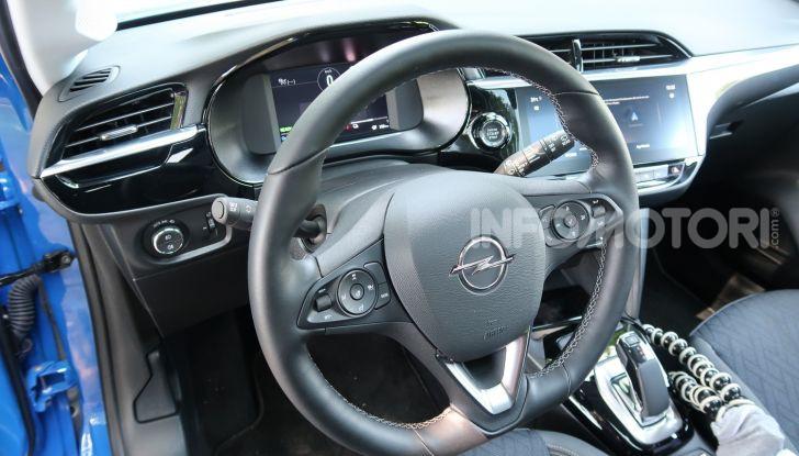 [VIDEO] Opel Corsa-e: arriva la piccola in versione elettrica - Foto 13 di 31