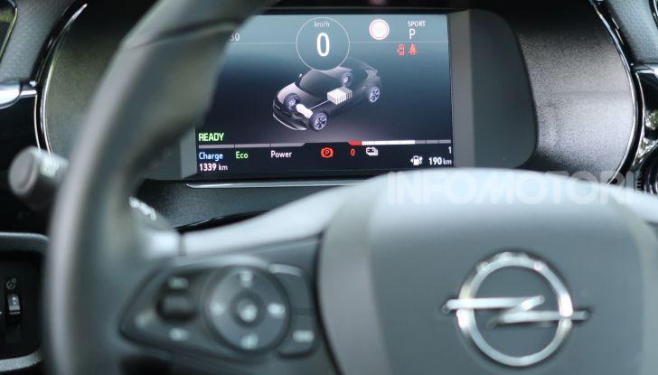 [VIDEO] Opel Corsa-e: arriva la piccola in versione elettrica - Foto 16 di 31