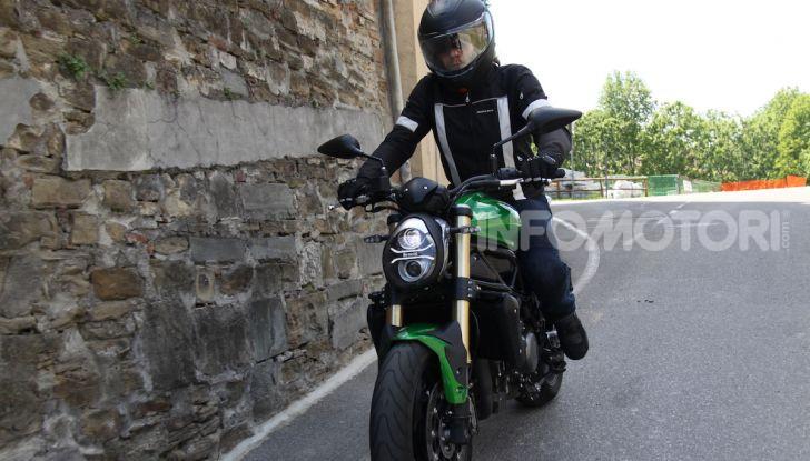 [VIDEO] Prova Benelli 752S: da Pesaro la media semplice e sincera - Foto 8 di 29