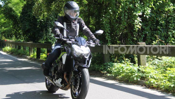 Prova Kawasaki Z900: 125 CV di puro godimento - Foto 11 di 31