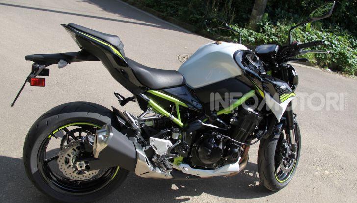 Prova Kawasaki Z900: 125 CV di puro godimento - Foto 15 di 31
