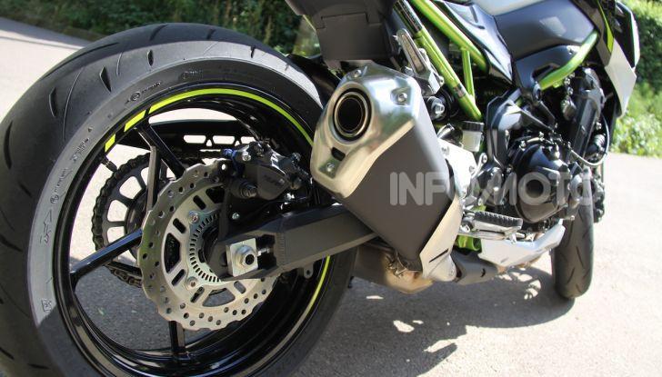 Prova Kawasaki Z900: 125 CV di puro godimento - Foto 16 di 31