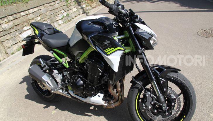 Prova Kawasaki Z900: 125 CV di puro godimento - Foto 17 di 31