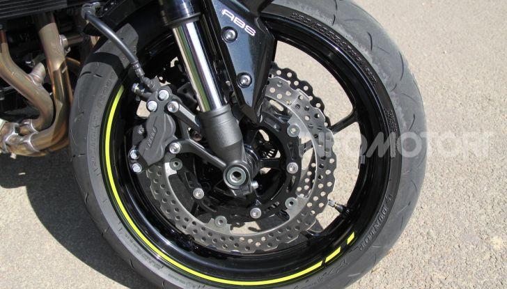 Prova Kawasaki Z900: 125 CV di puro godimento - Foto 18 di 31